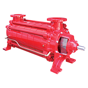 Horizantal Multistage Fire Pumps